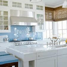 white kitchen cabinets with blue subway tile blue subway tile backsplash houzz