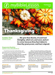 thanksgiving thanksgiving mybiblelesson christian science bible