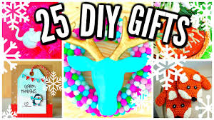 25 diy christmas gift ideas cheap u0026 easy youtube