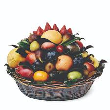 food basket gifts fresh fruit gift basket parisi