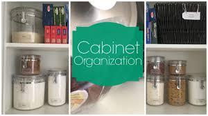 kitchen cabinet organization youtube