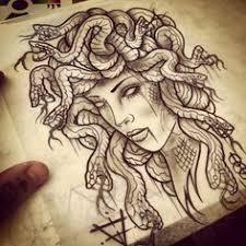 tattoo medusa hledat googlem tattoo pinterest medusa
