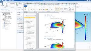 multiphysik simulationssoftware plattform für physik basierte
