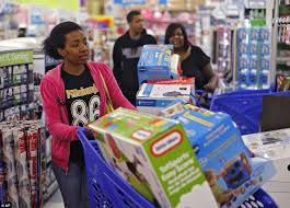 thanksgiving chaos turns to black friday calm as bargain