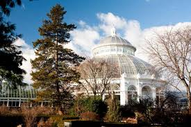 Botanic Garden New York New York Botanical Garden Bronx Nycgo