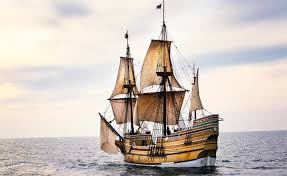 tour of mayflower ship 1620 ship of the pilgrims the