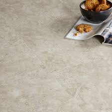 Grey Laminate Flooring B Q Colours Grey Limestone Effect Luxury Vinyl Click Flooring Sample
