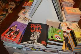 comic shops of the world the beguiling just indie comics
