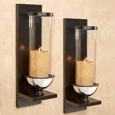 Candle Holder Wall Sconces Wall Sconces Contemporary For Candles Afterpartyclub