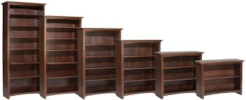 30 inch high bookcase low prices whittier wood mckenzie bookcases al s woodcraft