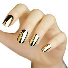 amazon com good2deal 2 fashion super star nail art polish gold