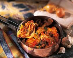 recette de cuisine poulet recette poulet sauté marengo