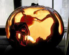 Martha Stewart Halloween Pumpkin Templates - martha stewart witch stencil top 5 halloween pumpkin carving