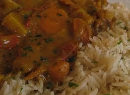 cuisiner le riz basmati legumes sauce korma et riz basmati autres plats cuisinés