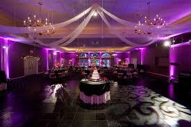 led lighting for banquet halls bay area uplights venue banquet hall decor wedding event planner