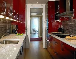 Kitchen Cabinets The  Most Popular Colors To Pick From - Red lacquer kitchen cabinets