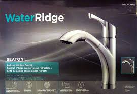 water ridge seaton pull out faucet amazon com