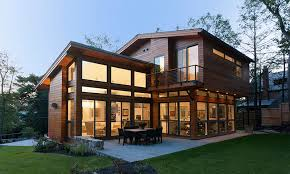 Modern Prefab Home Design Ideas By Davis Frame Company - Modern design prefab homes