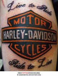 harley davidson tattoo design i like tattoos pinterest
