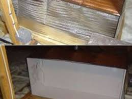 diy whole house fan insulation box for cold weather to attic