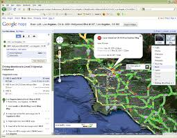 Calculate Tolls Google Maps Best Los Angeles Traffic Maps And Directions