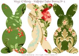 rabbit banner wallpaper easter bunnies day 2 of 5 wings of whimsy