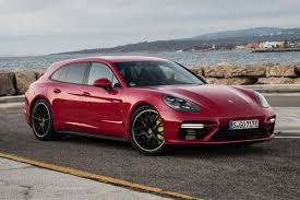 new porsche panamera turbo s e hybrid sport turismo 2017 review