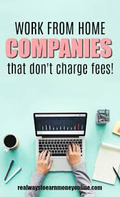 Light Companies With No Deposit Work From Home Jobs With No Fees