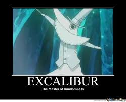 Excalibur Meme - excalibur by souldestroyer55 meme center