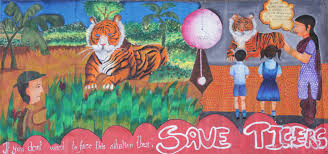 kids in india come together to save tigers u2013 national geographic