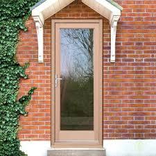 Glass Exterior Door External Doors Supply Your Own Glass External Doors