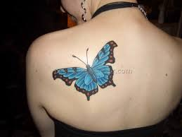 3d butterfly tattoo 7 best tattoos ever
