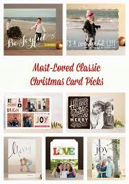 favorite christmas card picks the chirping moms