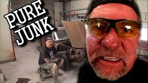 junkyard car youtube how to restore a junkyard car part 5 just another pile of sh t