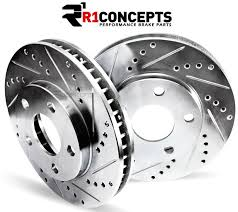 bmw rotors r1 concepts bmw 3 series e line drilled slotted rotors