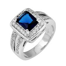 sapphire rings ebay images Cheap sapphire ring for women find sapphire ring for women deals jpg