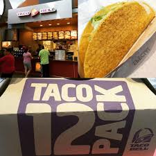 variety taco 12 pack taco bell