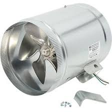 duct booster fan exhaust fans ventilation inline duct fans tjernlund ef 12 duct