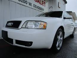 audi a6 3 door audi a6 3 0 quattro awd in for sale used cars on