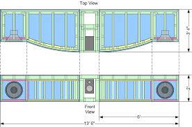 PJ Screen Stage Sub Enclosure Design Home Theater Forum And - Home theater stage design