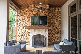outdoor wood wall my five favorites ways to decorate an outdoor space dimples and