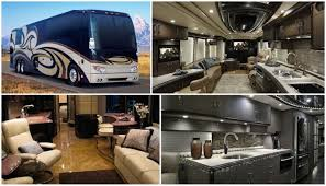 Rv Modern Interior Blog Expensive Rvs Mount Comfort Rv Greenfield Indiana