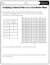 Commoncore Math Worksheets Common Math Worksheets 5th Grade By Create Teach Tpt