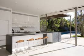 modern open kitchen design tag for open plan kitchen design ideas modern malibu beach house