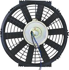 chevrolet truck parts cooling system electric fan classic