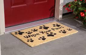 creative outside door mats decorative decoration idea luxury