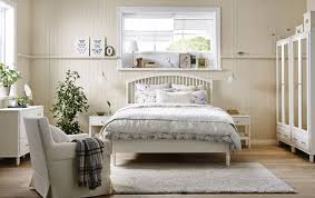 Country Bed Frame Create Your Country House Bedroom Ikea
