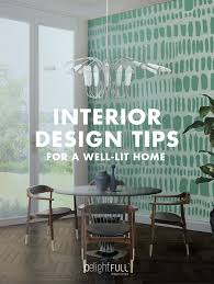 new ebook interior design tips for a well lit home