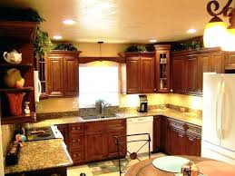 Kitchen Cabinet Recessed Lighting Kitchen Led Recessed Lighting U2013 Fourgraph