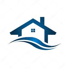 Haus Immobilien Haus Immobilien Logo Bild U2014 Stockvektor 45684223